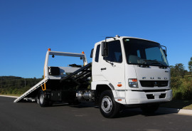 Fuso Fighter TILT TRAY 1427 XLWB FK series XLWB Manual
