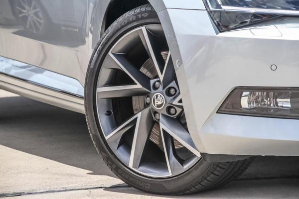 2017 Skoda Superb NP  206TSI SportLine Wagon