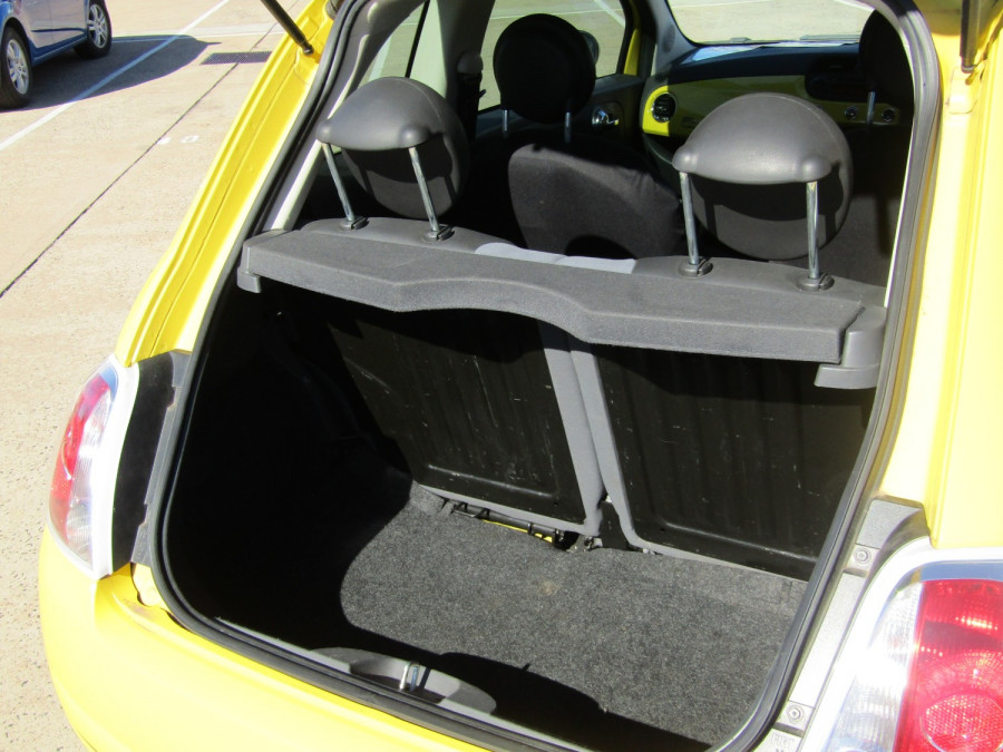 2008 Fiat 500 Series 1 Pop Hatch Image 12