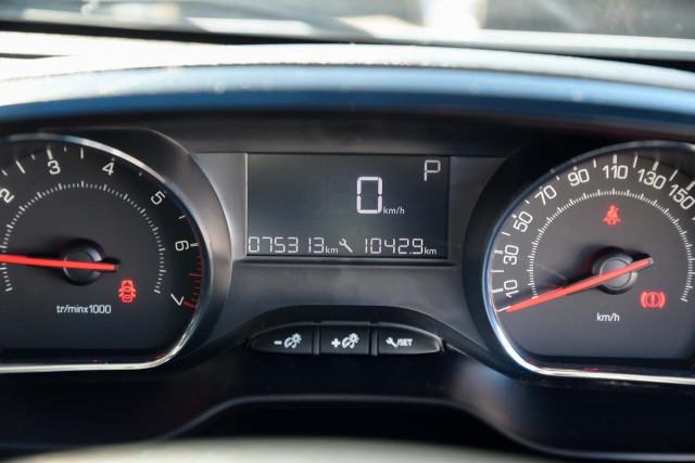 2012 Peugeot 208 A9 MY12 Active Hatchback Image 12
