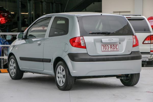 2009 Hyundai Getz TB MY09 SX Hatch Image 3