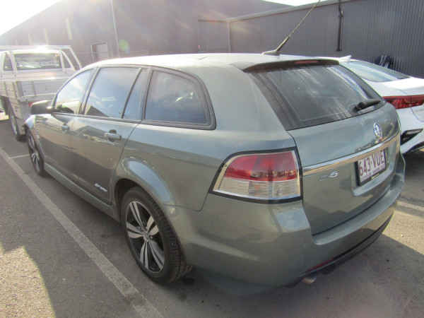 2015 Holden Commodore VF MY15 SV6 Wagon