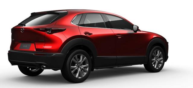 2020 Mazda CX-30 DM Series G25 Touring Wagon Mobile Image 12