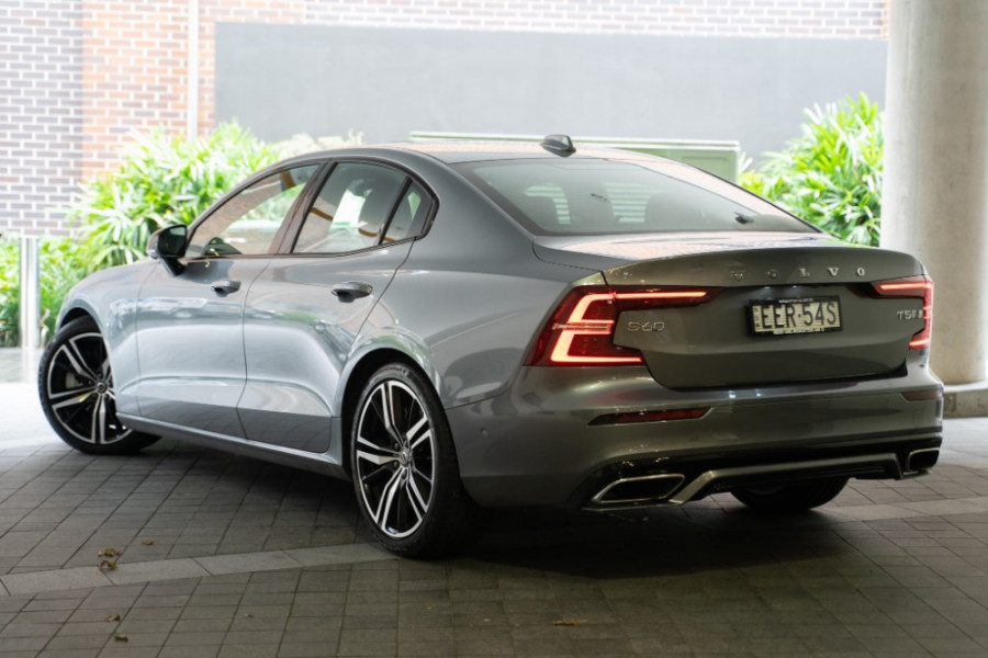 Demo 2020 Volvo S60 T5 R-Design Darlinghurst #7470141