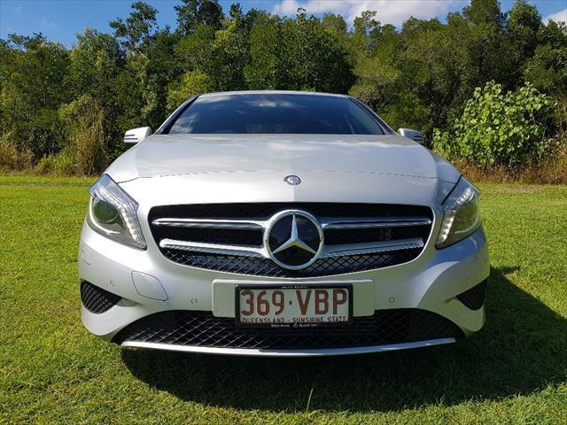 2014 Mercedes-Benz A200 Cdi W176 Hatchback