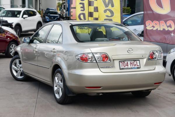2003 Mazda 6 GG1031 Classic Sedan