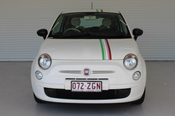2014 Fiat 500 SERIES 3 POP Hatch Image 3