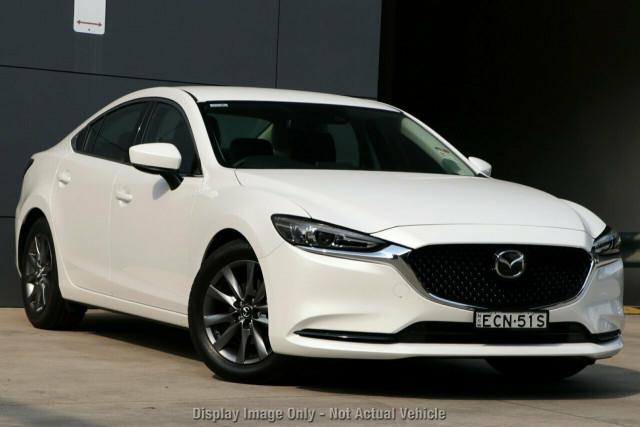 2020 MYil Mazda 6 GL Series Sport Sedan Sedan Mobile Image 1