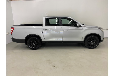 2020 MY20.5 SsangYong Musso Q201 Ultimate XLV Utility Image 3