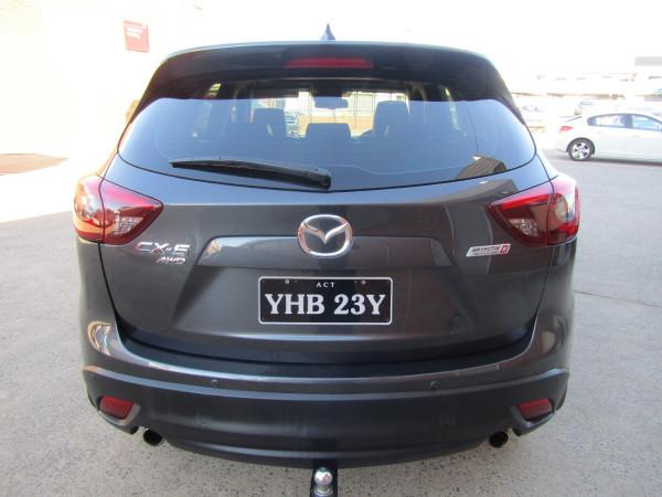 2015 MY16 Mazda CX-5 KE1022 Akera Suv