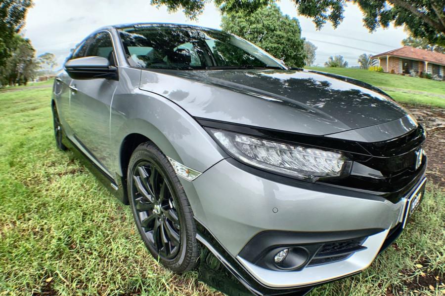 2017 MY16 Honda Civic 10th Gen MY16 RS Sedan