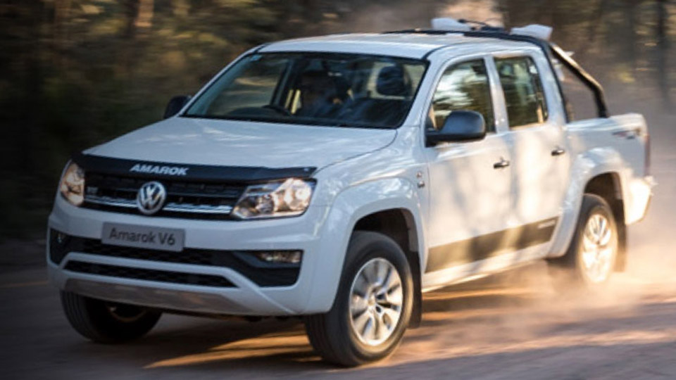 Amarok V6 Core 550 with Enduro Accessory Pack Image