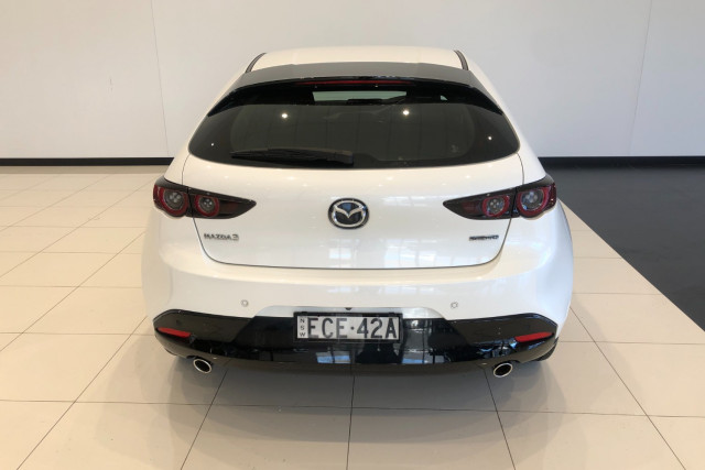 2019 Mazda 300n6h5g25e MAZDA3 N 1 Hatchback Image 5