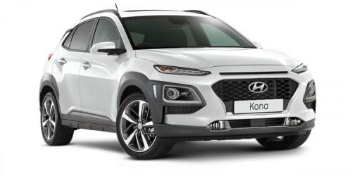 2018 MY19 Hyundai Kona OS.2 Highlander Hatch