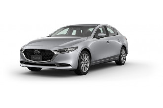 2020 Mazda 3 BP G20 Evolve Sedan Sedan Image 2