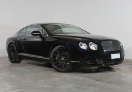 Bentley Continental Gt Speed Bentley Continental Gt Speed Auto