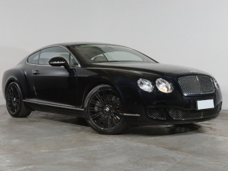Bentley Continental Gt Speed Bentley Continental Gt Speed Auto