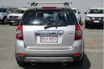 2010 Holden Captiva CG MY10 CX Suv Image 5