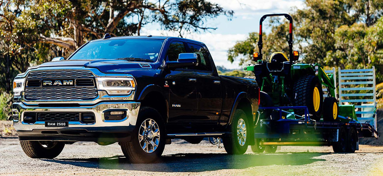 2500 Laramie Crew Cab BUILT FROM THE GROUND UP FOR HEAVY DUTY ASSIGNMENTS