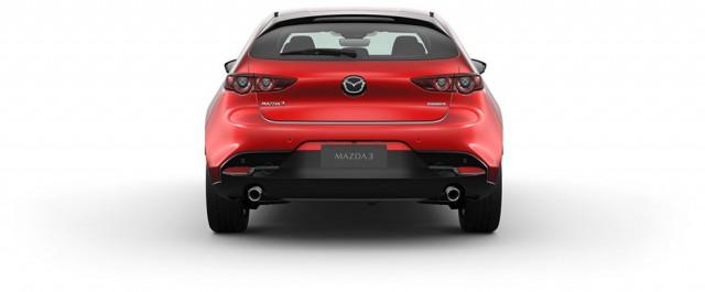 2021 Mazda 3 BP G20 Pure Hatchback Mobile Image 15