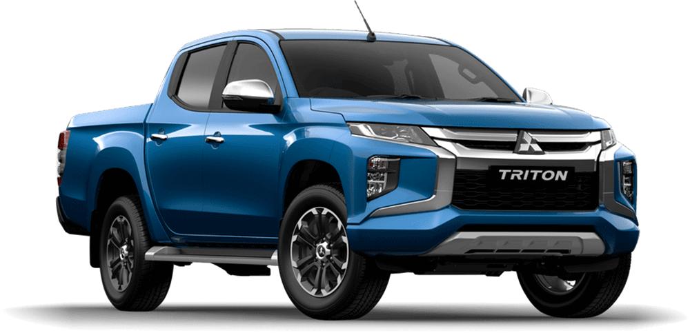 2020 MY20.5 Mitsubishi Triton MR GLX-R Double Cab Pick Up 4WD Utility
