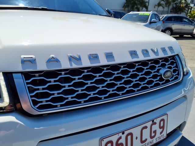 2016 Land Rover Range Rover Evoque L538 MY16.5 TD4 180 Autobiography Suv Image 12