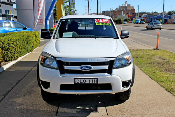 2011 Ford Ranger PK XL XL - Hi-Rider Utility - dual cab