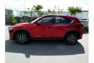 2018 Mazda CX-5 KF4W2A Akera SKYACTIV-Drive i-ACTIV AWD Suv Image 4
