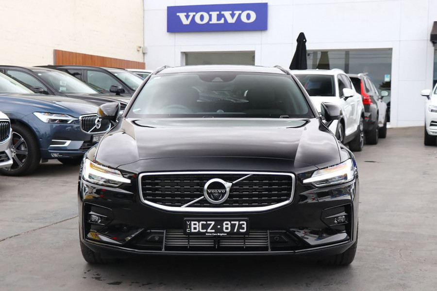2020 Volvo V60 F-Series T5 R-Design Wagon