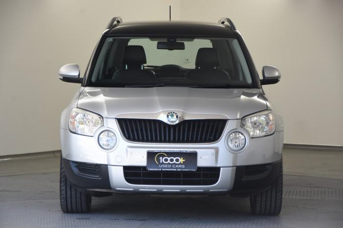 2012 Skoda Yeti 5L 103TDI Wagon
