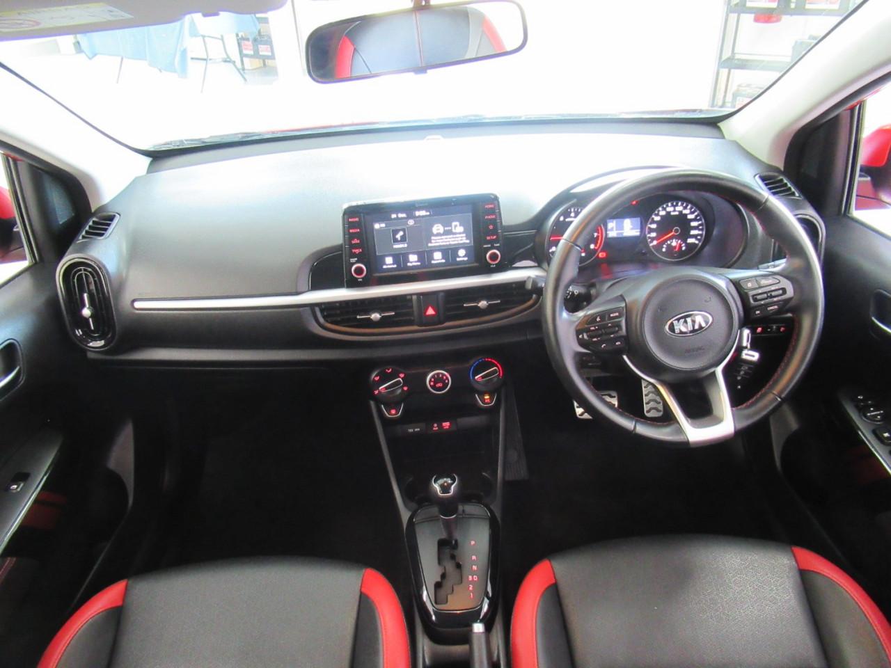 2018 MY19 Kia Picanto JA GT-Line Hatchback Image 24