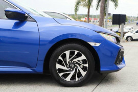 2018 Honda Civic 10th Gen MY18 VTi-S Hatchback