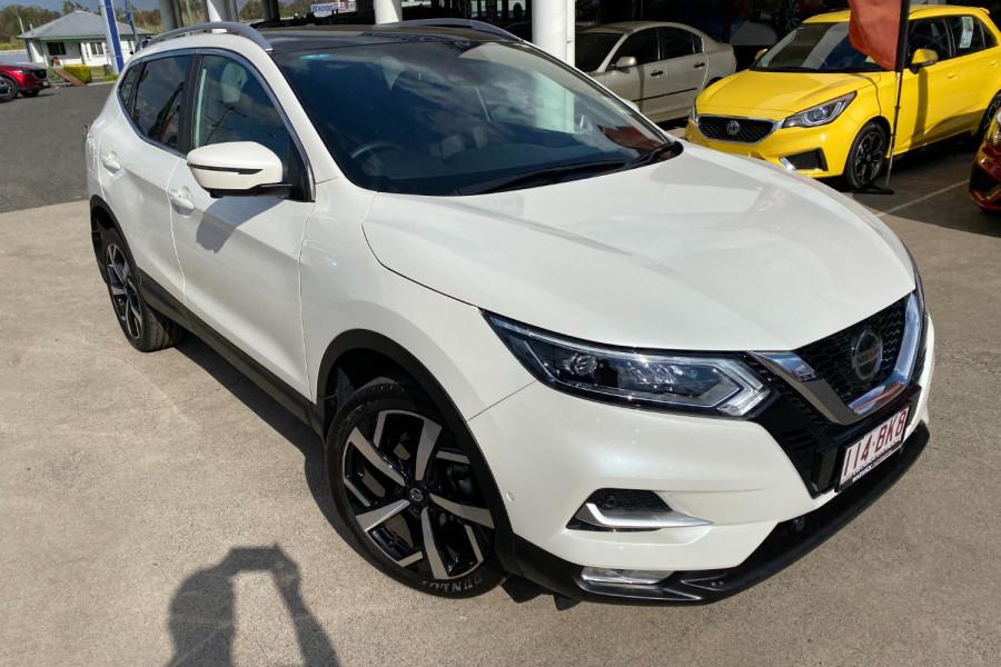2020 MY0  Nissan QASHQAI J11 Series 3 Ti Suv Image 2