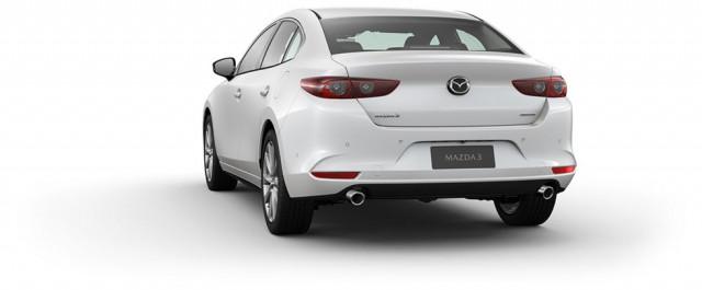 2021 Mazda 3 BP G20 Touring Sedan Sedan Mobile Image 16