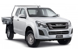 Isuzu UTE D-MAX SX Space Cab Chassis 4x4