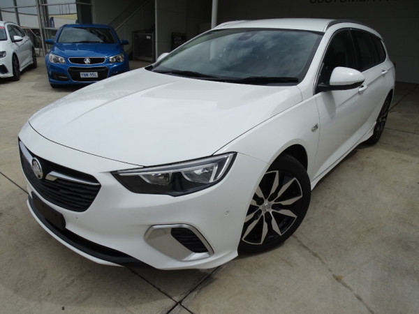 2018 Holden Commodore ZB RS Sportwagon Wagon