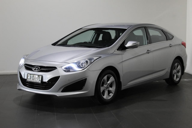 2014 Hyundai I40 VF2 Active Sedan Image 2