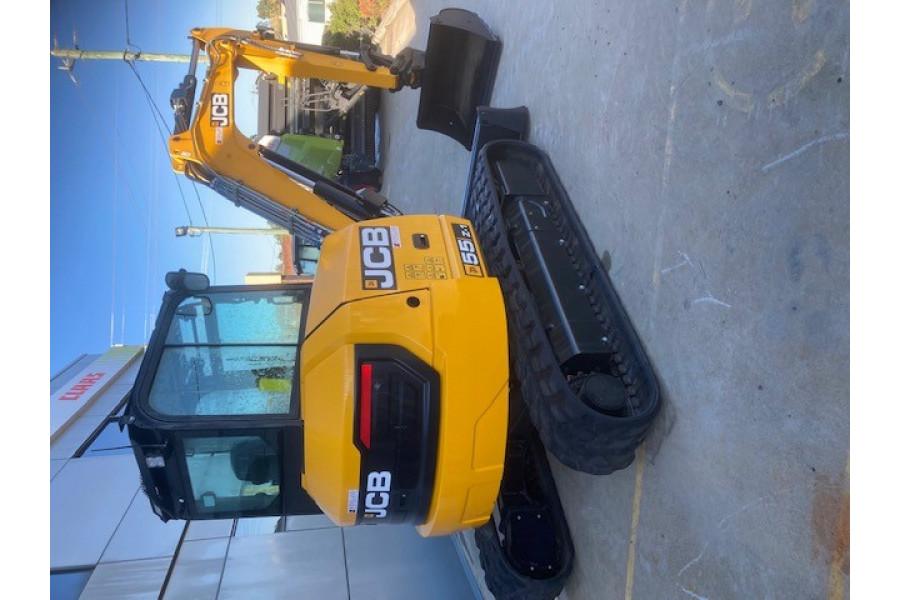2020 JCB 55Z-1 DC Excavators