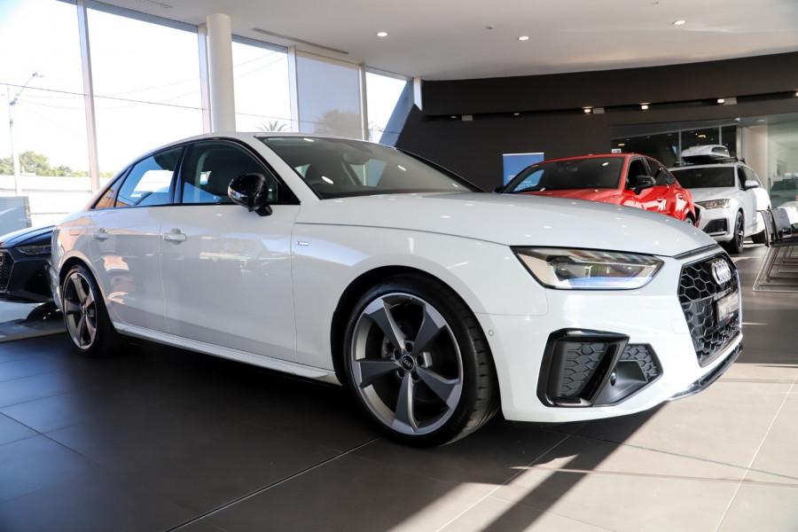2021 Audi A4 Sedan A4 Sedan