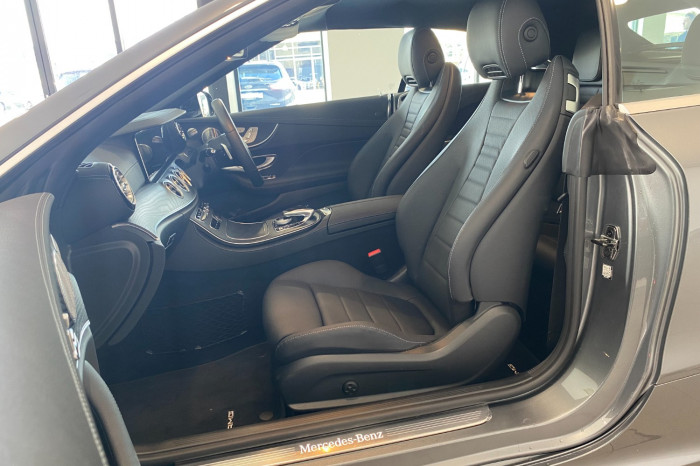 2020 Mercedes-Benz E Class Convertible Image 15