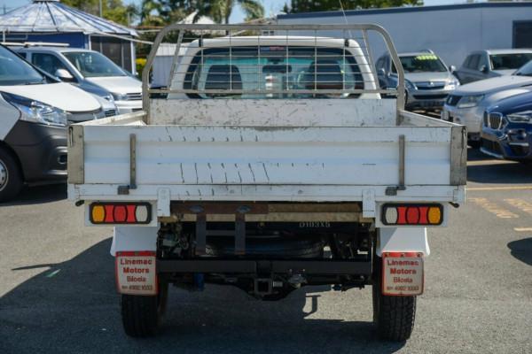 2010 Mitsubishi Triton MN MY10 GLX 4x2 Cab chassis Image 3