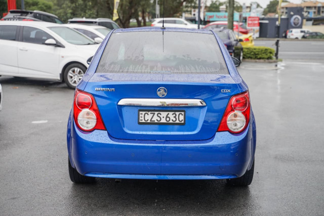 2015 Holden Barina TM MY16 CDX Sedan Image 3