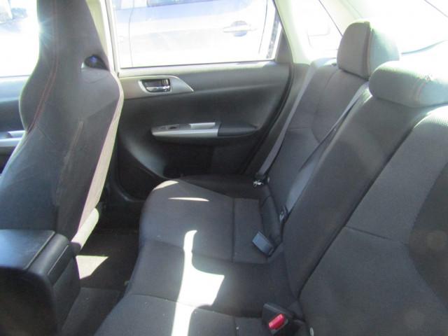 2010 Subaru Impreza G3 MY10 WRX Sedan Image 5