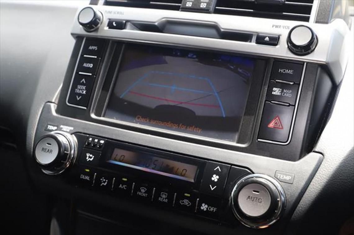 2016 Toyota Landcruiser Prado GDJ150R GXL Suv Image 15
