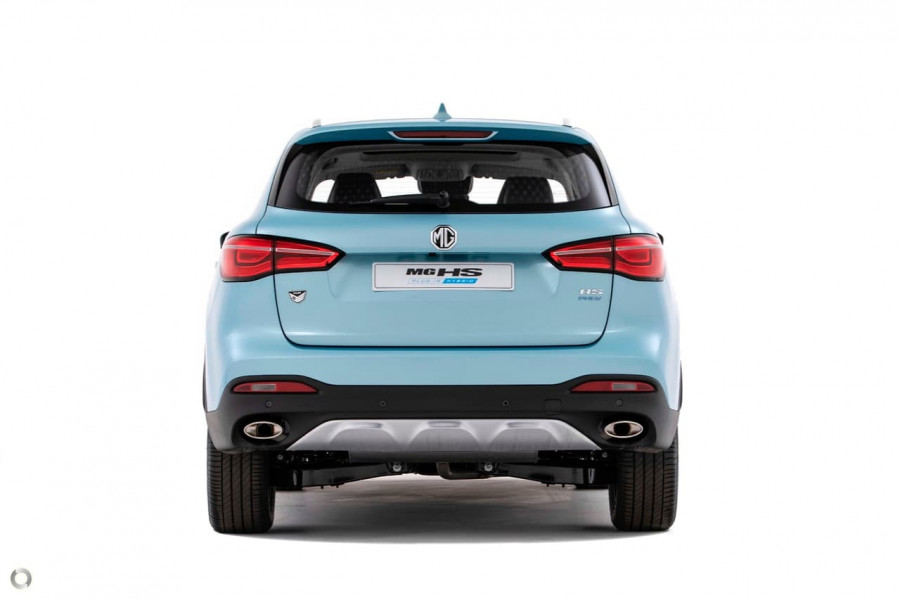 2020 MY21 MG HS PHEV Essence Wagon