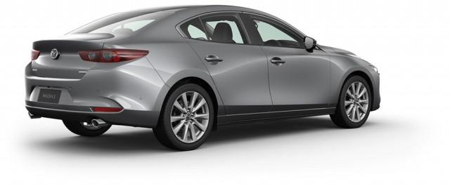 2021 Mazda 3 BP G20 Evolve Sedan Sedan Mobile Image 12