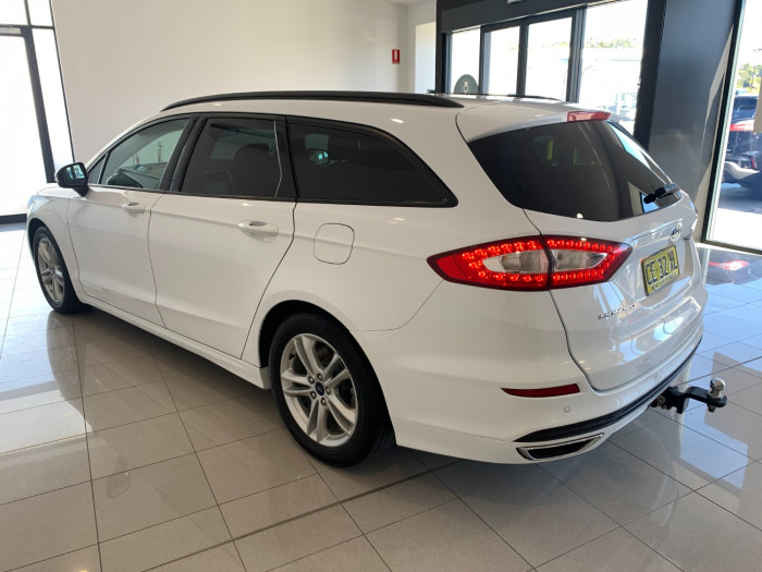 2015 Ford Mondeo MD Ambiente Wagon Image 6