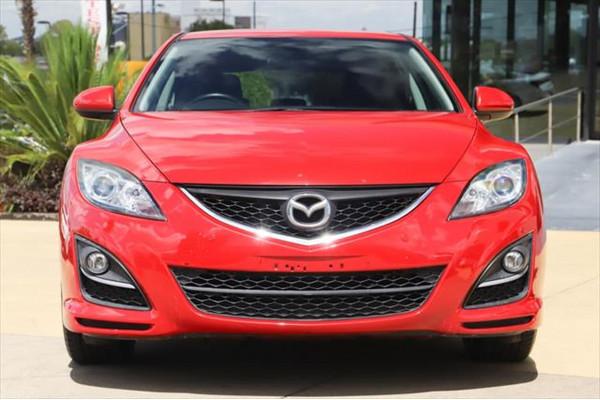 2012 Mazda 6 GH Series 2 MY12 Touring Sedan Image 3