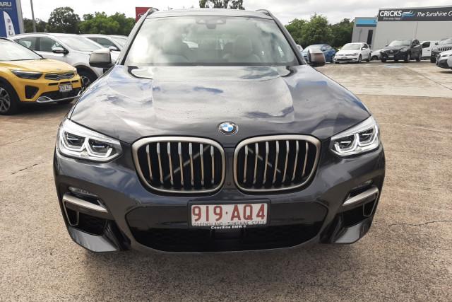 2020 BMW X3 G01 M40i Suv Image 2