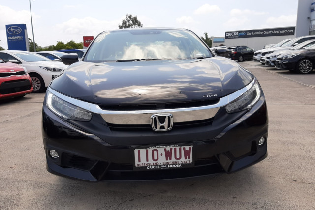 2016 Honda Civic 10th Gen  VTi-LX Sedan Image 2